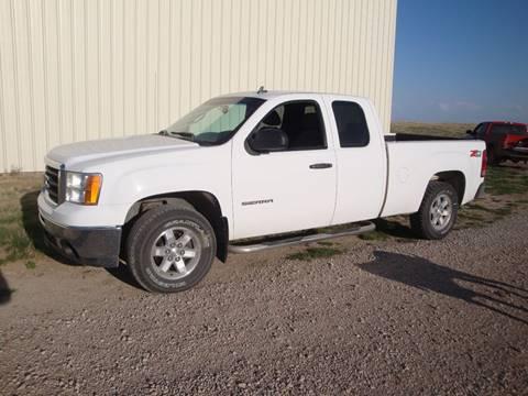 2011 GMC Sierra 1500 for sale in Quinter, KS