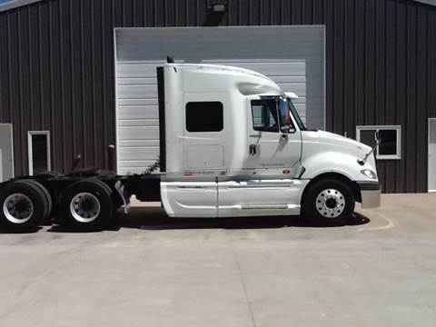 2009 International ProStar for sale at TransEquip LLC in Quinter KS