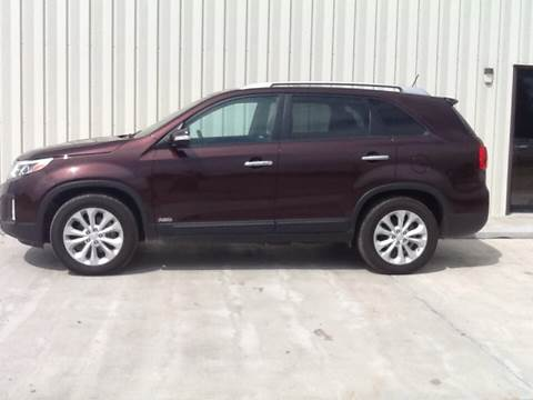 2015 Kia Sorento for sale at TransEquip LLC in Quinter KS