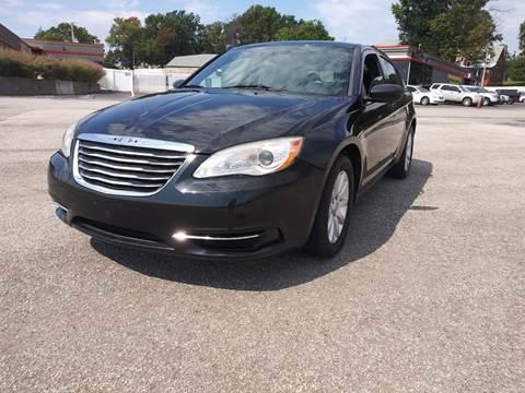 2011 Chrysler 200 for sale in Bridgeton, MO