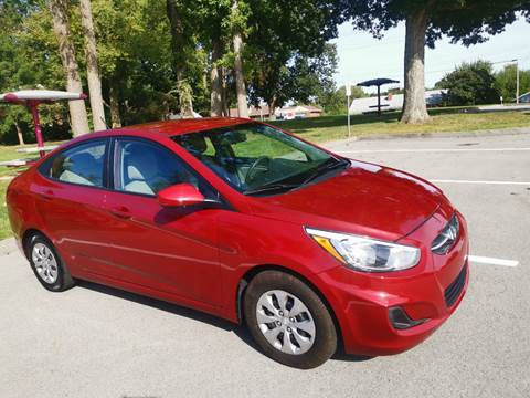 2017 Hyundai Accent for sale in Bridgeton, MO