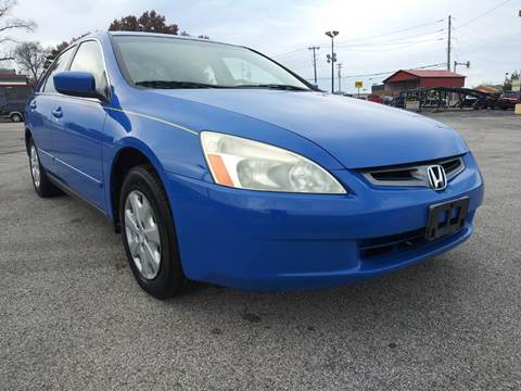 2004 Honda Accord for sale in Bridgeton, MO