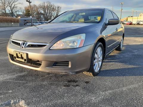 2007 Honda Accord for sale in Bridgeton, MO