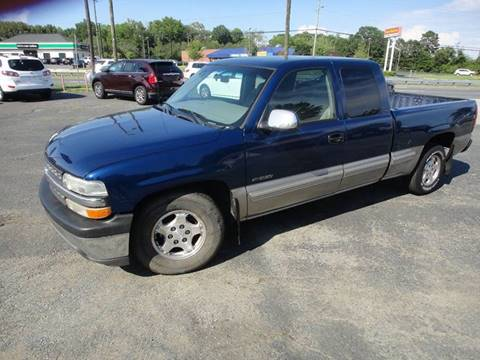 Pickup Truck For Sale in Charlotte, NC - Family Auto of