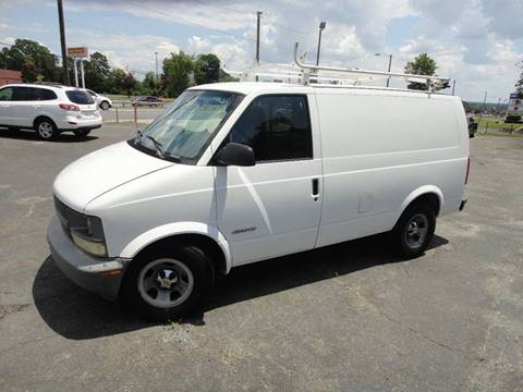 2002 Chevrolet Astro Cargo for sale in Charlotte, NC