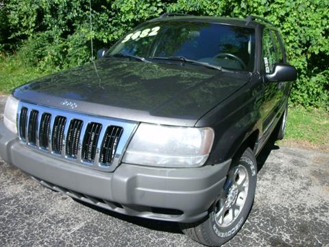 2003 Jeep Grand Cherokee for sale in Mishawaka, IN