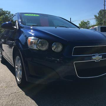 2013 Chevrolet Sonic for sale in Mishawaka, IN