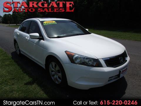 2008 Honda Accord for sale in La Vergne, TN