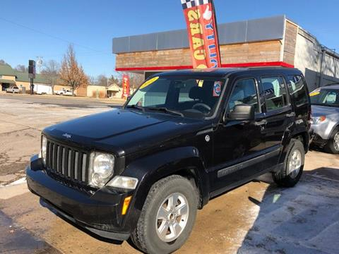 2012 Jeep Liberty for sale in Hesston, KS