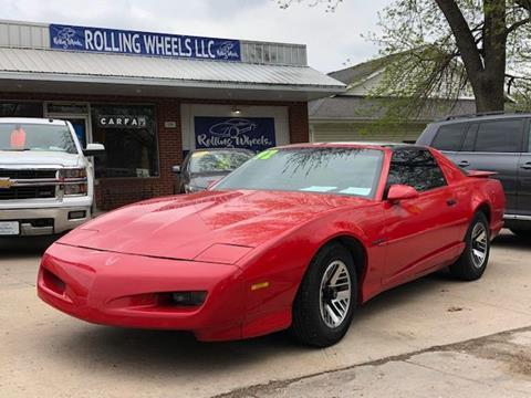 1992 Pontiac Firebird for sale in Hesston, KS