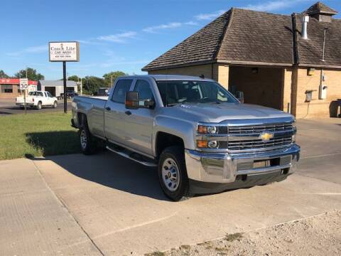 2016 Chevrolet Silverado 3500HD for sale in Hesston, KS