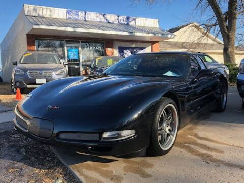 2001 Chevrolet Corvette for sale in Hesston, KS