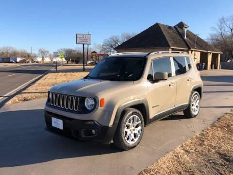 2015 Jeep Renegade for sale in Hesston, KS