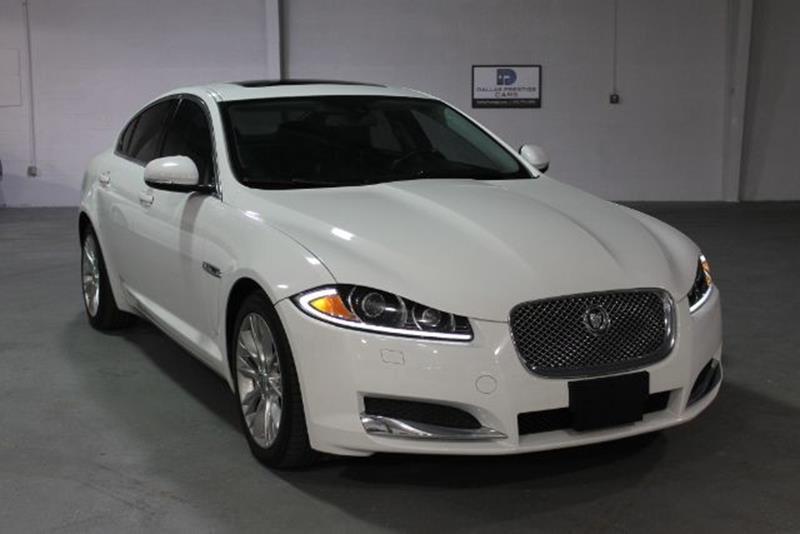 2013 Jaguar XF For Sale At Prestige Cars In Addison TX