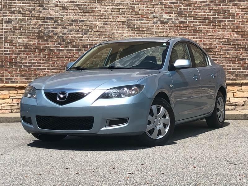 2008 Mazda MAZDA3 For Sale At Global Imports Auto Sales In Buford GA