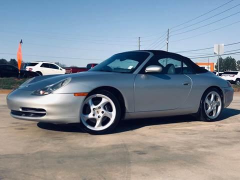 2000 Porsche 911 for sale in Buford, GA