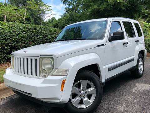2011 Jeep Liberty for sale in Buford, GA