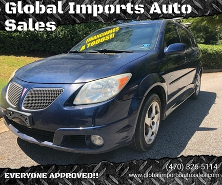 2006 Pontiac Vibe for sale in Buford, GA