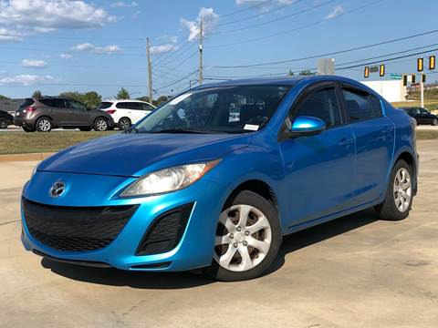 2011 Mazda MAZDA3 for sale in Buford, GA