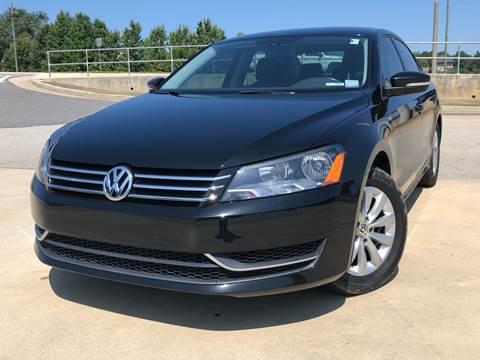 2015 Volkswagen Passat for sale in Buford, GA