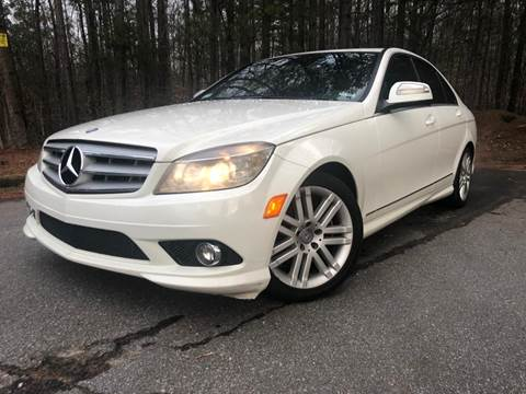 2009 Mercedes-Benz C-Class C 300 Sport for sale at Global Imports Auto Sales in Buford GA