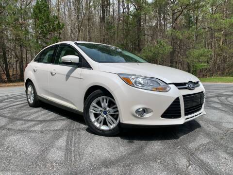 2012 Ford Focus SEL for sale at Global Imports Auto Sales in Buford GA