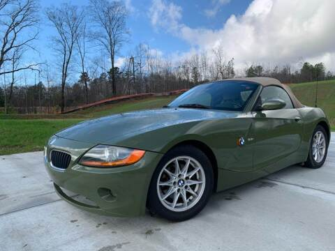 2003 BMW Z4 2.5i for sale at Global Imports Auto Sales in Buford GA