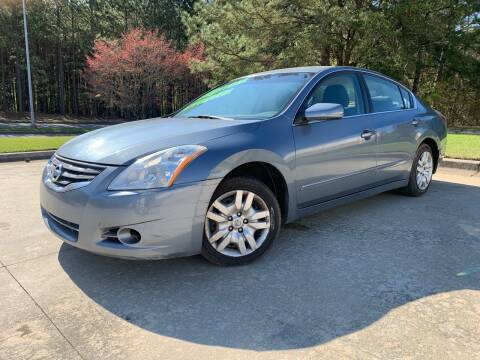 2010 Nissan Altima 2.5 for sale at Global Imports Auto Sales in Buford GA