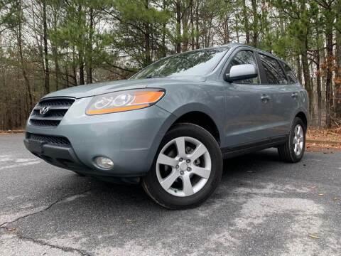 2009 Hyundai Santa Fe Limited for sale at Global Imports Auto Sales in Buford GA