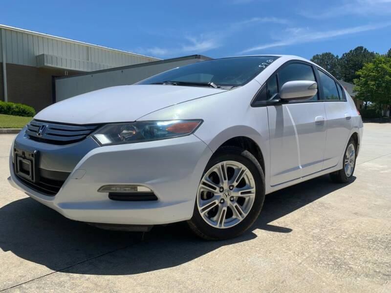 2010 Honda Insight for sale at Global Imports Auto Sales in Buford GA