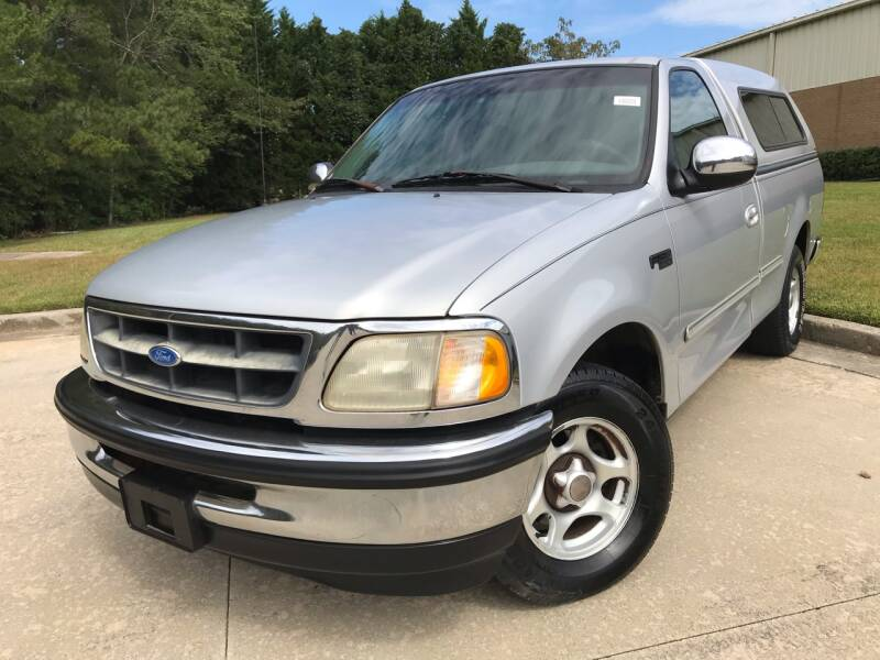 1997 Ford F-150 for sale at Global Imports Auto Sales in Buford GA