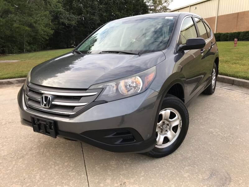 2012 Honda CR-V for sale at Global Imports Auto Sales in Buford GA