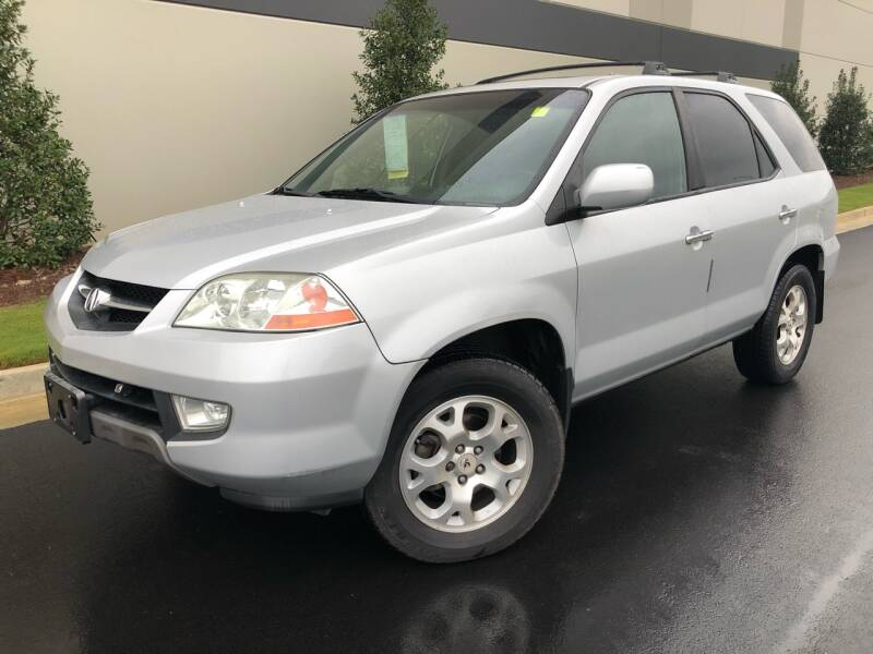 2001 Acura MDX for sale at Global Imports Auto Sales in Buford GA