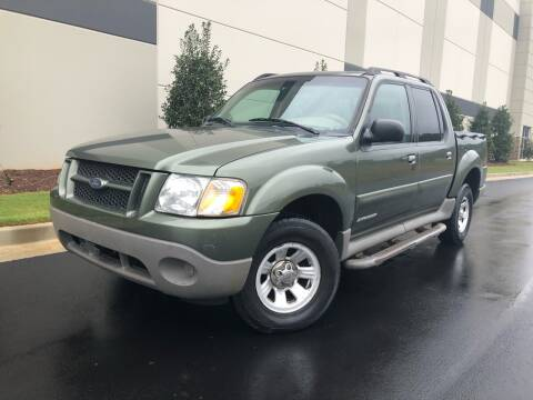2001 Ford Explorer Sport Trac for sale at Global Imports Auto Sales in Buford GA