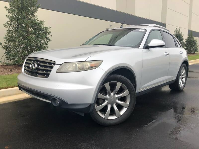 2006 Infiniti FX35 for sale at Global Imports Auto Sales in Buford GA