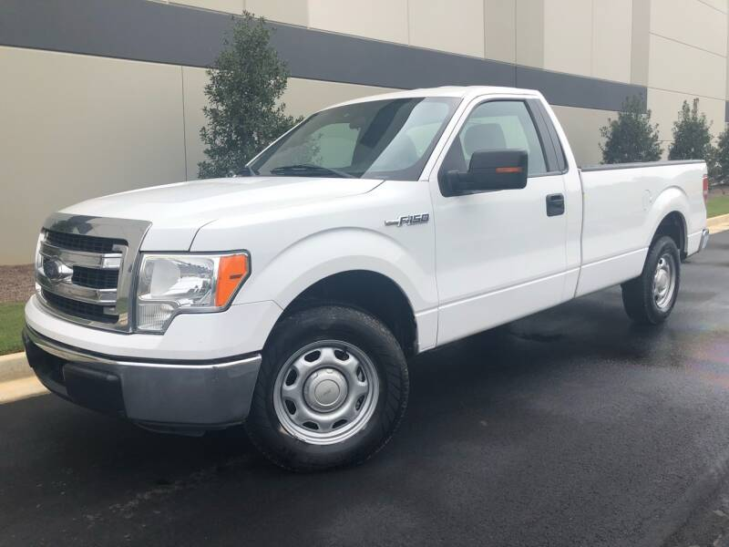 2013 Ford F-150 for sale at Global Imports Auto Sales in Buford GA