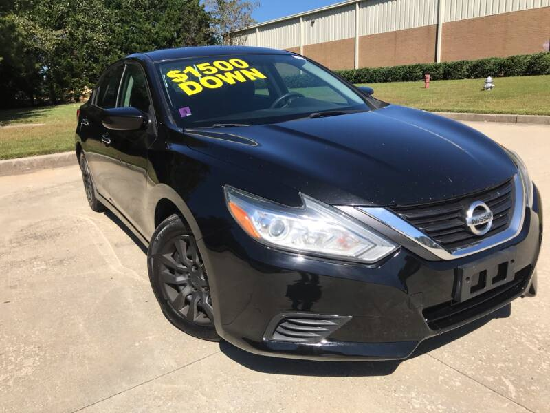 2016 Nissan Altima for sale at Global Imports Auto Sales in Buford GA