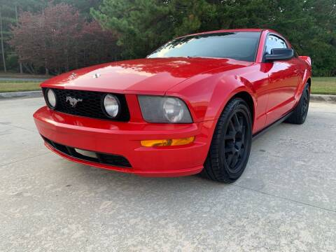 2005 Ford Mustang for sale at Global Imports Auto Sales in Buford GA
