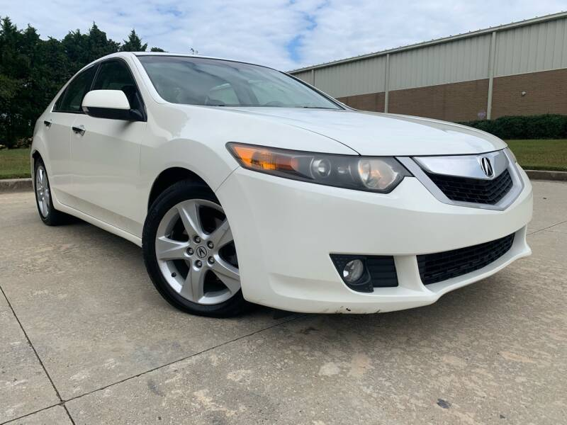 2009 Acura TSX for sale at Global Imports Auto Sales in Buford GA