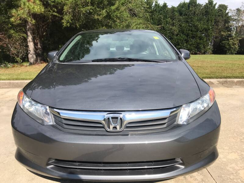 2012 Honda Civic for sale at Global Imports Auto Sales in Buford GA