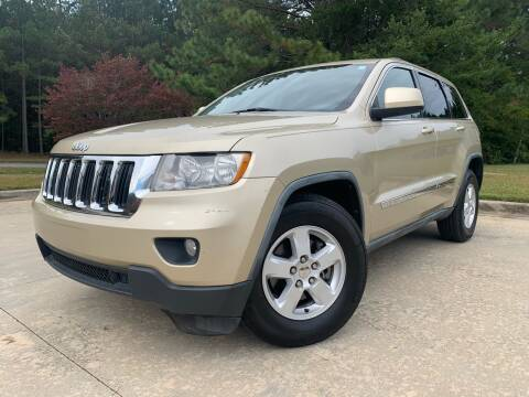 2011 Jeep Grand Cherokee for sale at Global Imports Auto Sales in Buford GA