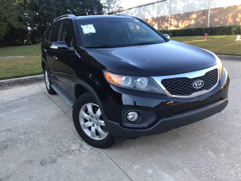2012 Kia Sorento for sale at Global Imports Auto Sales in Buford GA