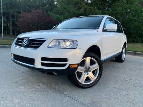 2006 Volkswagen Touareg for sale at Global Imports Auto Sales in Buford GA