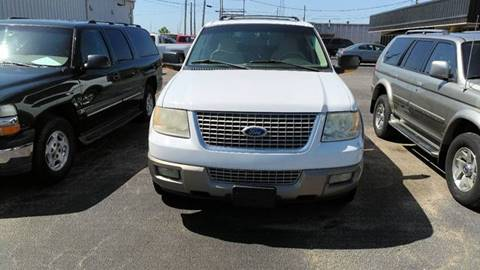 2003 Ford Expedition for sale in New Boston, TX