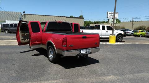2000 Ford F-150 for sale in New Boston, TX