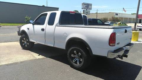 1998 Ford F-150 for sale in New Boston, TX