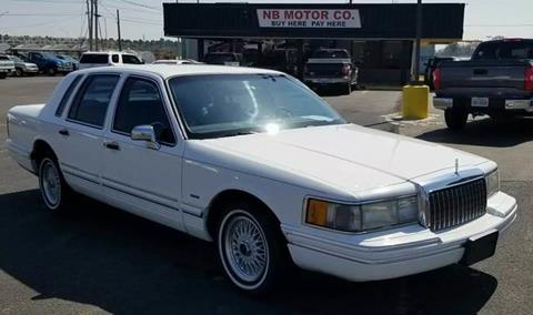 1994 Lincoln Town Car For Sale In Utah Carsforsale Com
