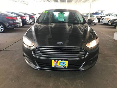 2016 Ford Fusion Hybrid for sale in Rockford, IL