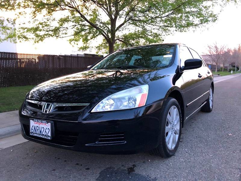 2007 Honda Accord For Sale At Carzone In Rancho Cordoba CA