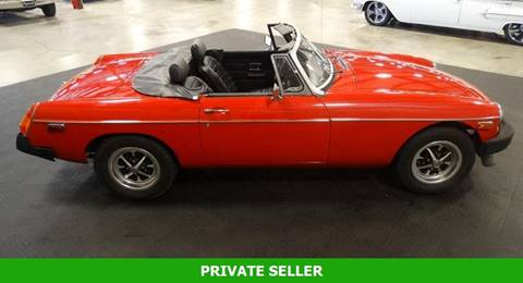 1977 MG MGB for sale in Rancho Cordova, CA